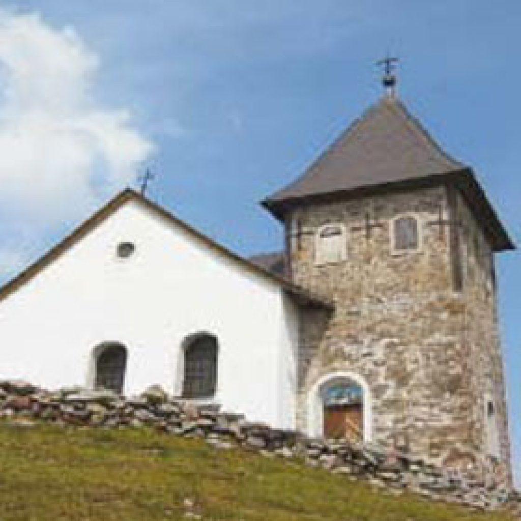 Ausflugsziel Hochalmkirche - Maria Schnee