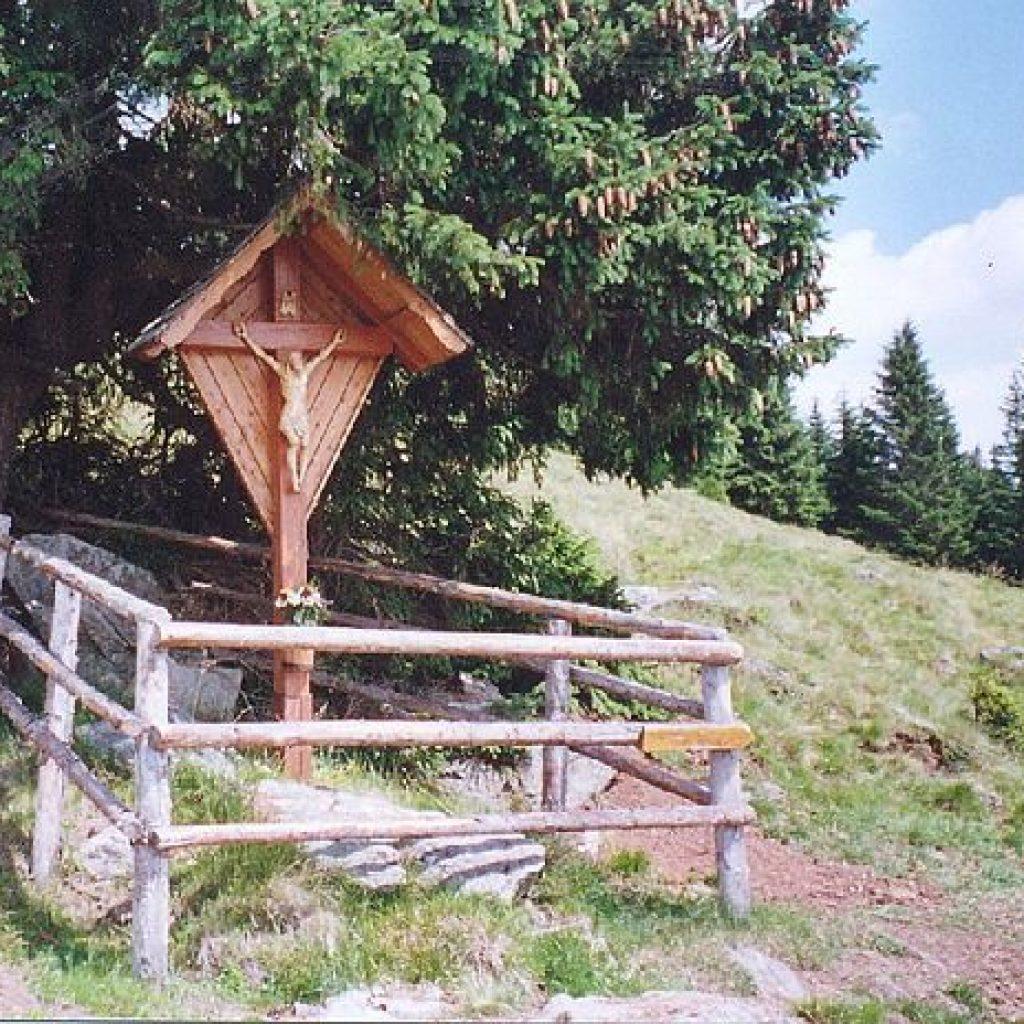 Lamprechtalm Kreuzbodenkreuz